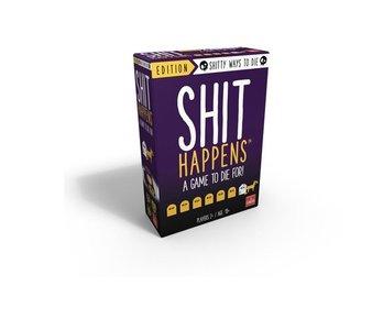 Shit Happens - Shitty Ways to Die - kaartspel