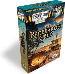 Escape room uitbreidingsset - The Legend of Redbeard's Gold