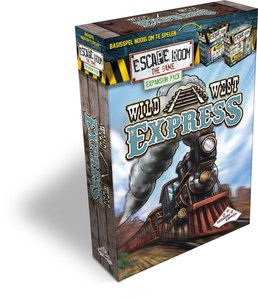 Escape room uitbreidingsset - Wild West Express