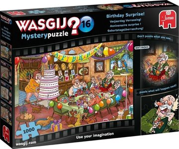 Wasgij Destiny 16 - Verjaardag Verrassing!  - 1000 stukjes