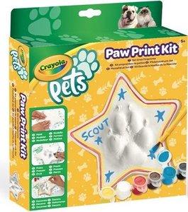 SES -  Pets Pootafdruk Set - Ster