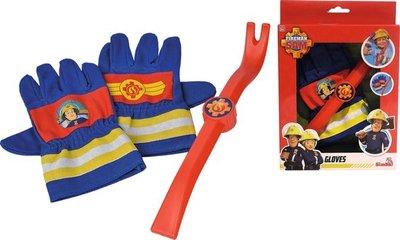 Brandweerman Sam Handschoenen