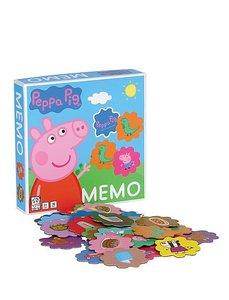 Peppa Pig memo  3+