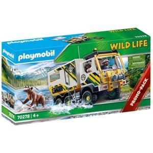 PLAYMOBIL Wild Life Expeditietruck - 70278