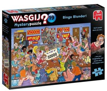 Wasgij Mystery 19 Bingobedrog! puzzel - 1000 Stukjes