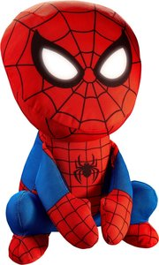 Spiderman-zak-en-nachtlamp knuffel -Goglow Light Up Pal