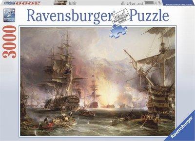 Ravensburger - Bombardemen van Algiers  - Puzzel - 3000 Stukjes