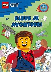 Lego City Kleur je avontuur!
