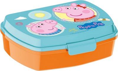 Peppa Pig broodtrommel