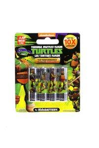 Batterijen Turtles AA