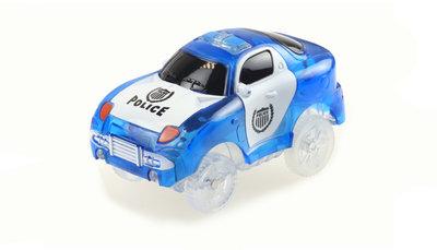 Magic Traxx politie auto
