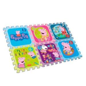 Peppa Pig speelmat puzzle