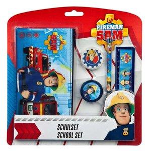 Brandweerman Sam schoolset