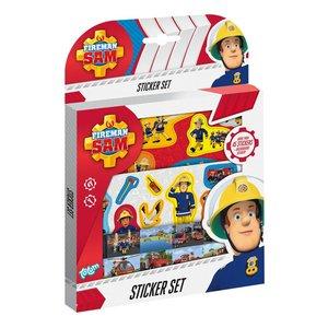 Brandweerman Sam sticker  set