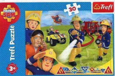 Brandweerman sam puzzel