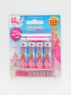 Batterijen Prinses AA